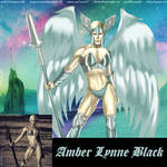Valkyrie Amber Lynn Black By Ulics