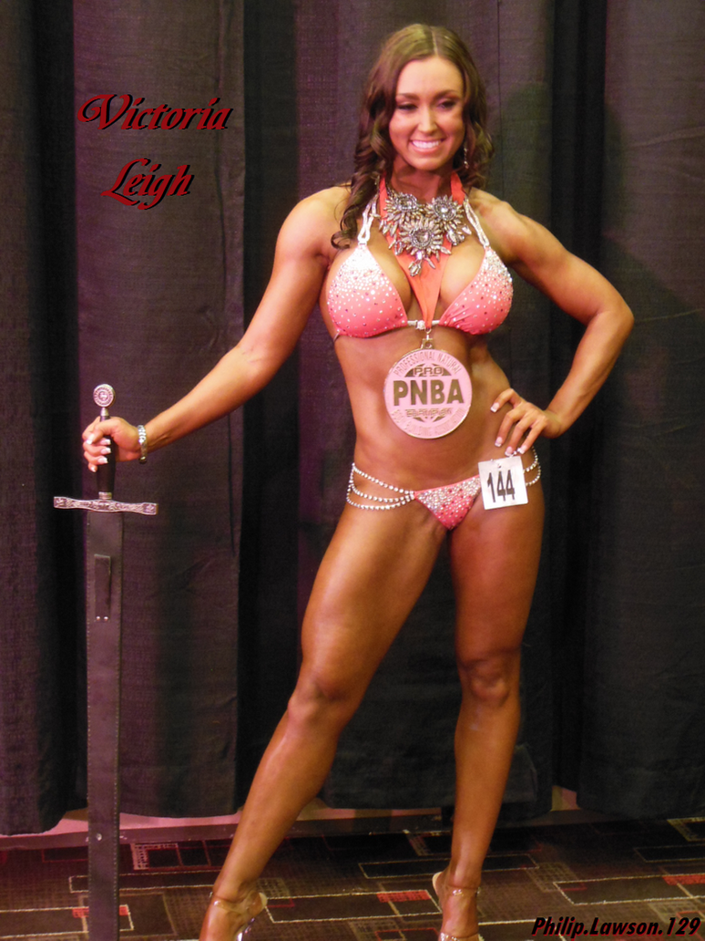 Victoria Leigh At The 2015 Eastern USA Naturals by zenx007