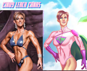 Cindy Leach Canas Is Supermom By Ulics