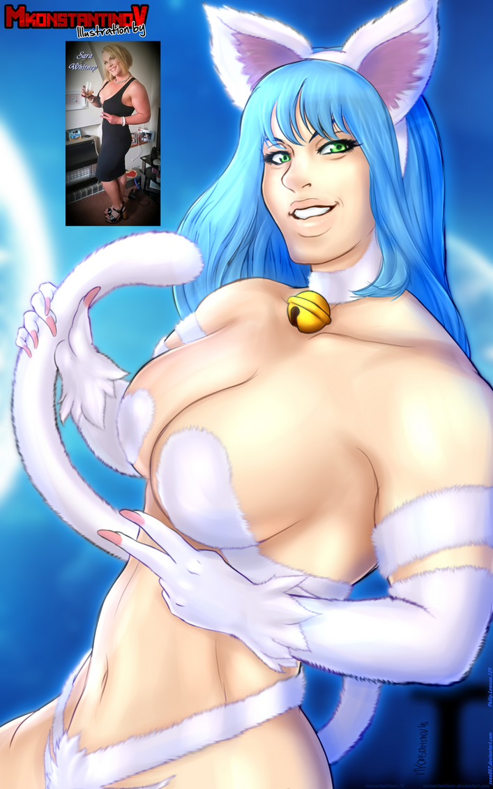 Sarah Whitney IS Felicia By Mkonstantinov by zenx007