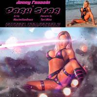 JennyPoussin Is DIRTY Darkstar By MaximilianDraco by zenx007