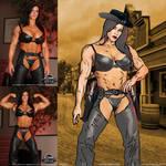 Wild Westworld Angela Salvagno