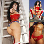 Cosplay Monday With Wonder Woman Antoinette Soto by zenx007