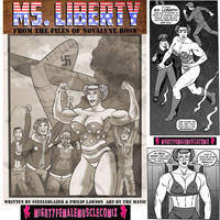 MS. LIBERTY - From The Files Of Novalyne Ross
