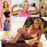 Daily Diva Michelle McCool by zenx007