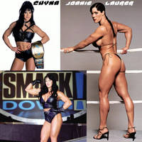 Flashback Friday For Chyna by zenx007