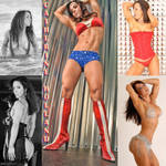 Fitness WONDER WOMAN Catherine Holland