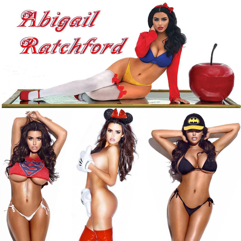 Abigail ratchford batman