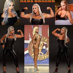 Muscle Monday With Dana Brooke