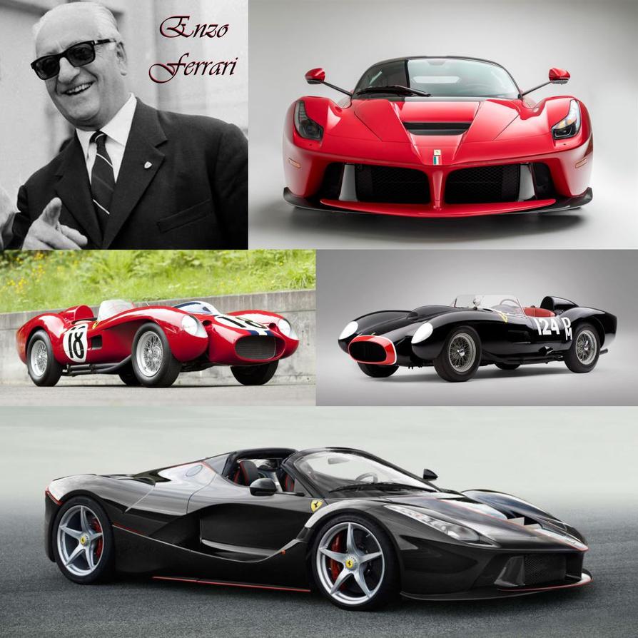 Ferrari Enzo: Happy Birthday Enzo Ferrari By Zenx007 On DeviantArt