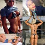 Daily Fitspiration Leticia Rapucci