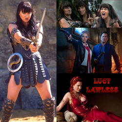 Happy Birthday Lucy Lawless