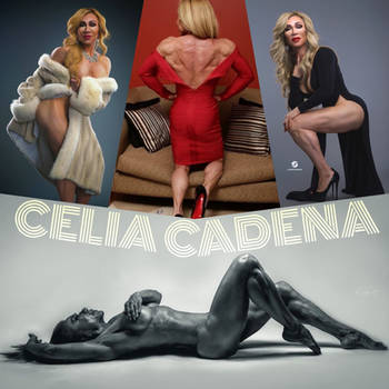 The CHIC PHYSIQUE of Celia Cadena by zenx007