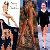 LETHALLY LEGGY Stacy Keibler