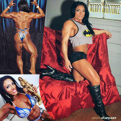 HEROICALLY HEALTHY Wendy Martinez