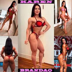 CURVACEOUSLY CUT Karen Brandao ANIMATED