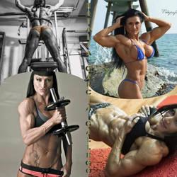 The FIERCE PHYSIQUE Natalia Garcia Gallego
