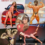 The HEALTHY HOTNESS That Is Cathy LeFrancois