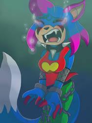 FC: Yuki...drowning