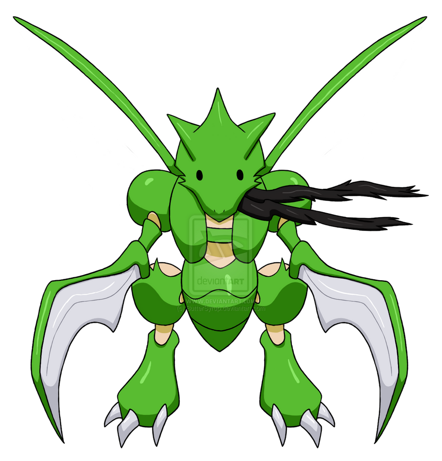 scyther 2 pokemon - photo #21