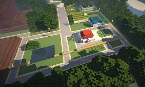 [PokeCraft] Kanto: Viridian City