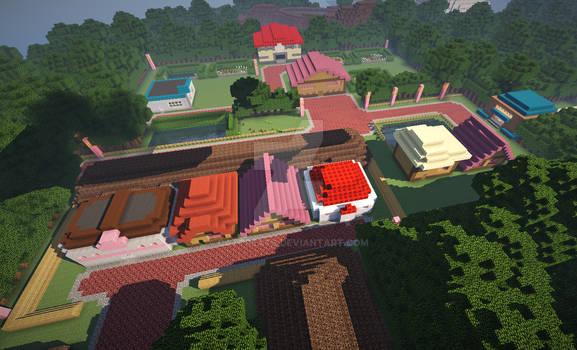 [PokeCraft] Kanto: Fuchsia City