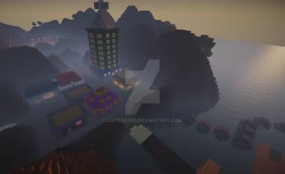 [PokeCraft] Kanto: Lavender Town