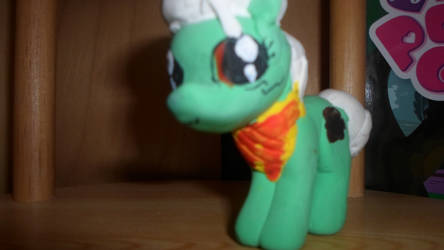 Granny Smith Model Magic by MidnightRarity