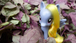 Lily in the Leaves by MidnightRarity