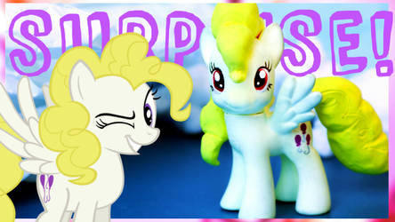 SURPRISE! Custom My Little Pony Toy DIY! MLP OOAK!