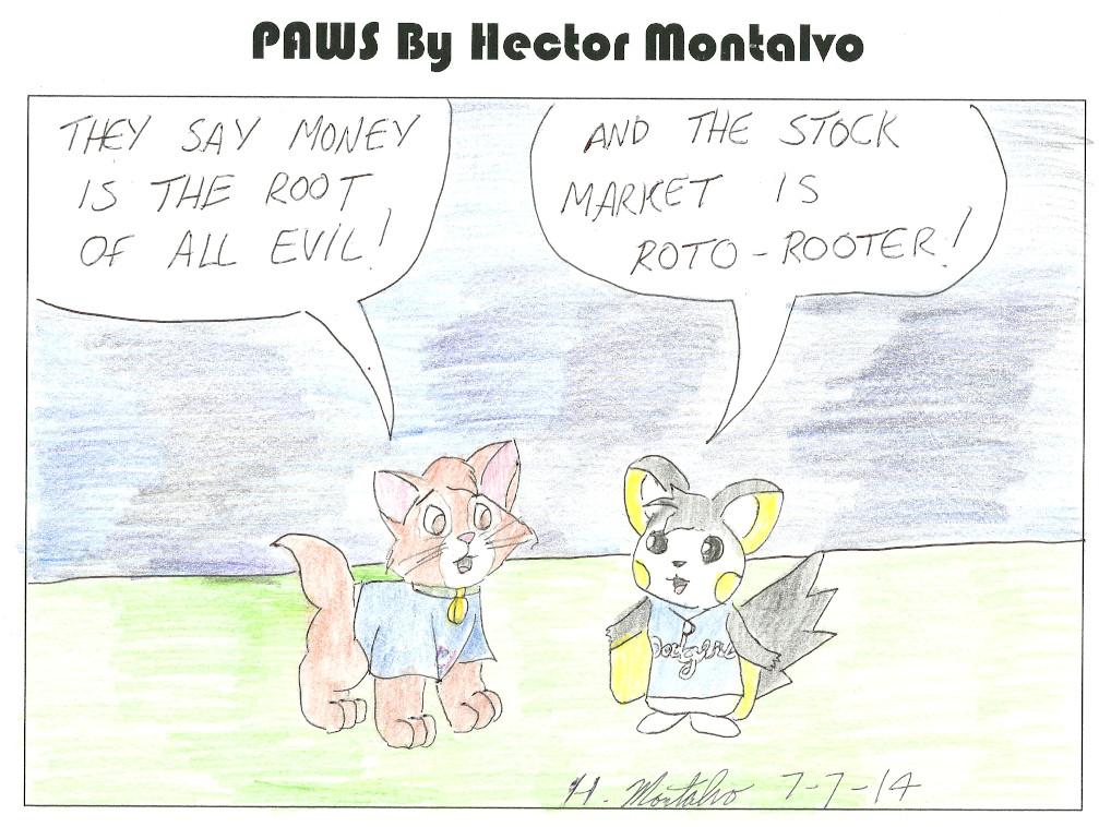 Money Talk by HectorNY