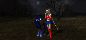 Moon Princess Meeting