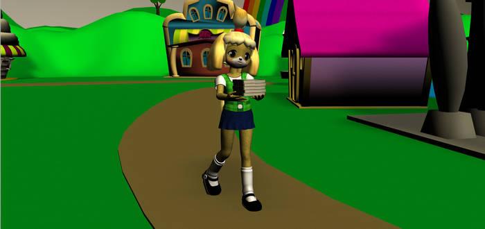 Isabelle Returns