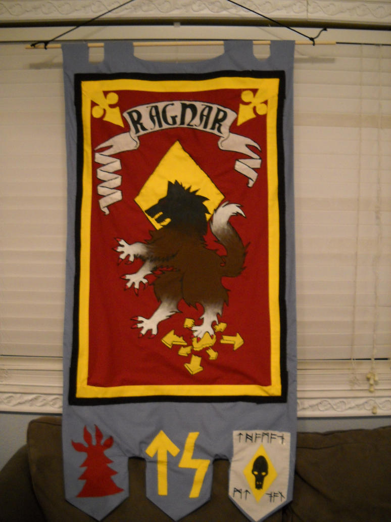 Space Wolves Banners Space Wolves Ba...