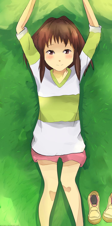 Chihiro by mervedokmeci