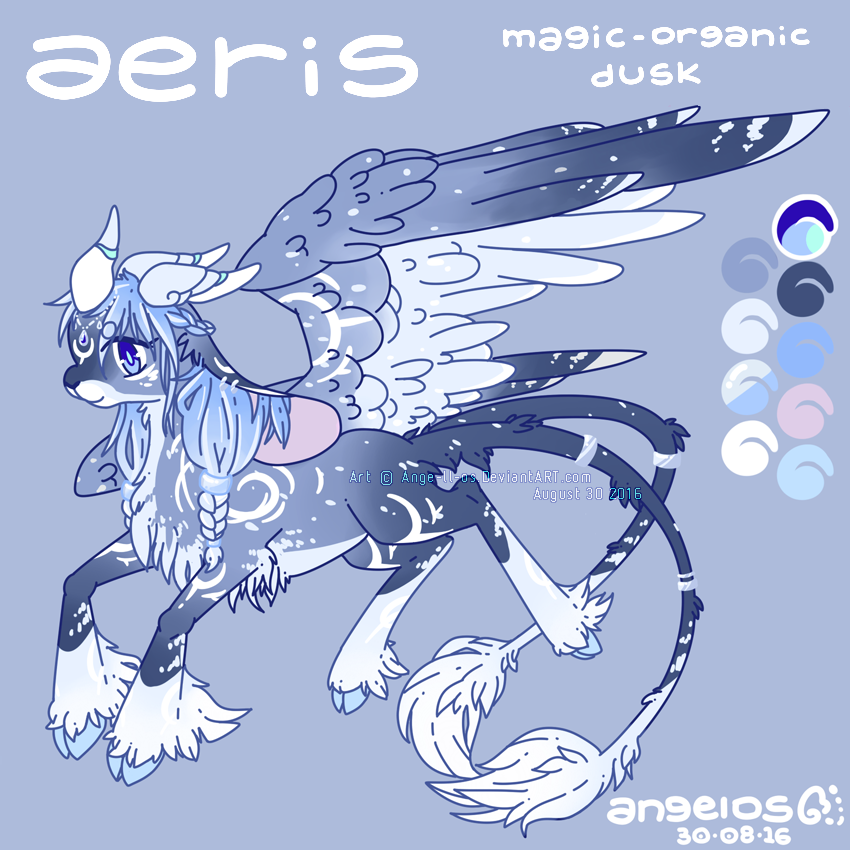 MYO Yenomi Entry - Aeris by Ange-ll-os