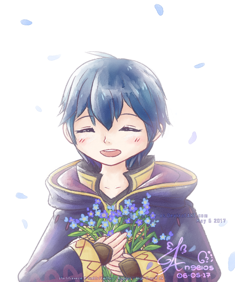 HBD TO MY SWEET FORGETFUL SON by Ange-ll-os