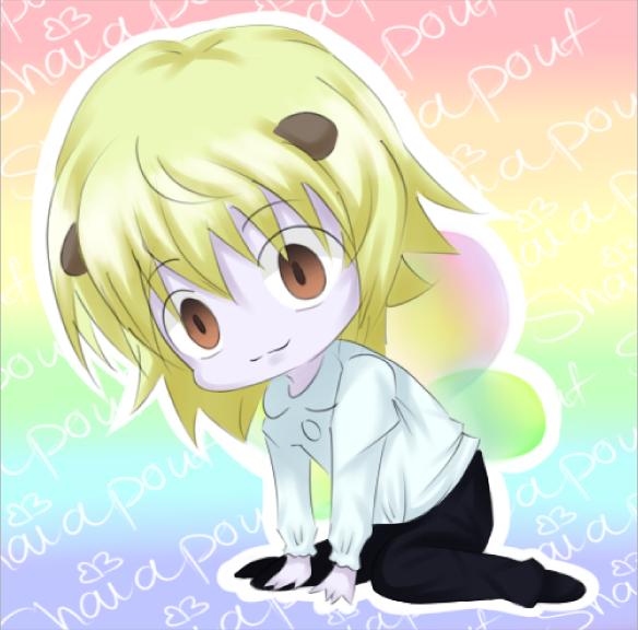 HxH Mini Pouf By HinagikuAzumi On DeviantArt Delectable Pouf Hxh