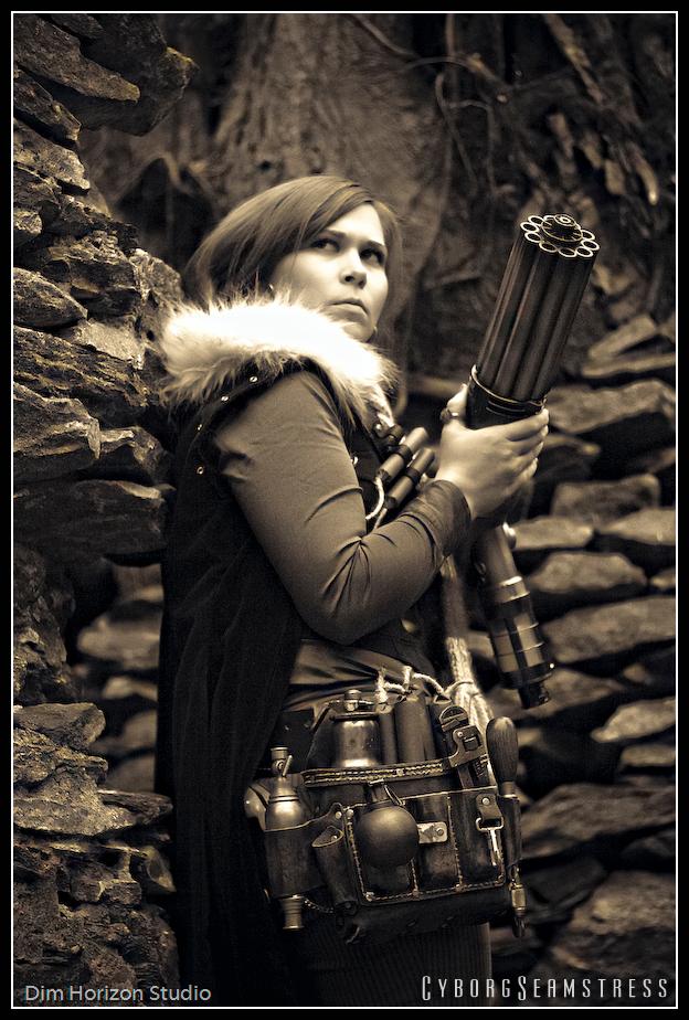 Laurilye Hutchinson I by cyborgseamstress