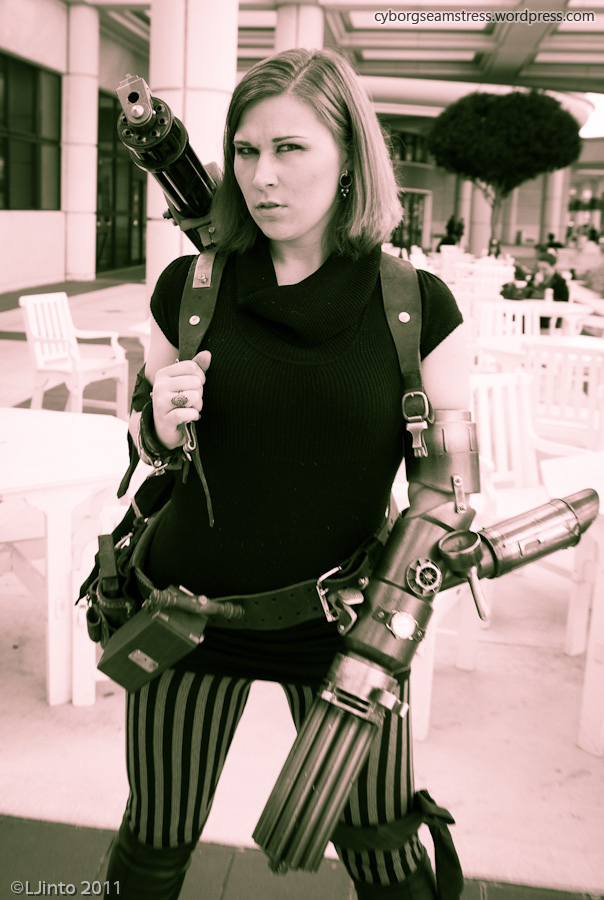 Steampunk II - Megacon 2011 by cyborgseamstress