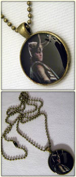 The Avengers: Loki Necklace