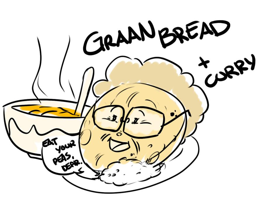 Tasty tasty GrAAN bread by asianpie
