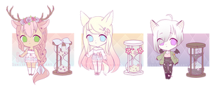 Ticti Adoptables :: Auction OPEN AB ADDED by Sukiie