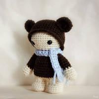 Little Lady Bear by SuniMam