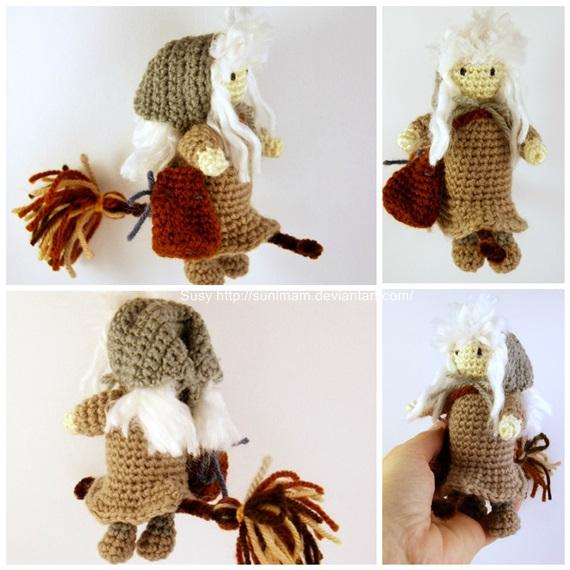 Amigurumi Crochet Wikipedia : Amigurumi Befana by SuniMam on DeviantArt