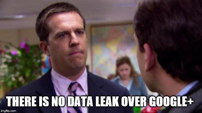 Google+ Data Leak  by Jonathan432