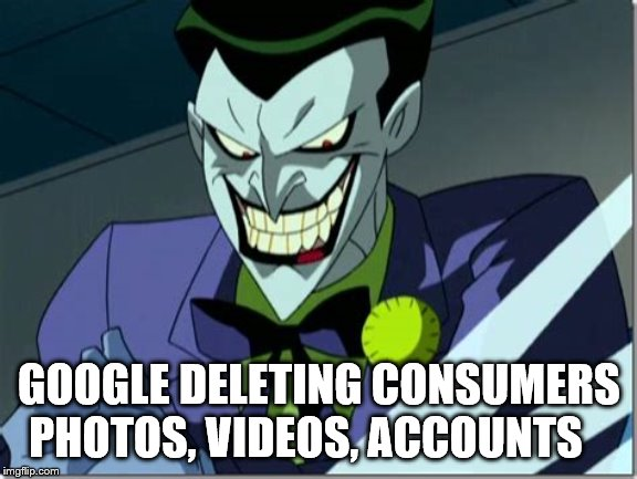 Google Accounts by Jonathan432