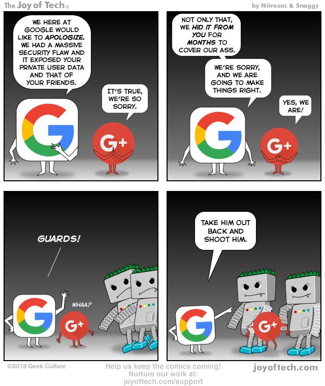 Comic Book Google by Jonathan432