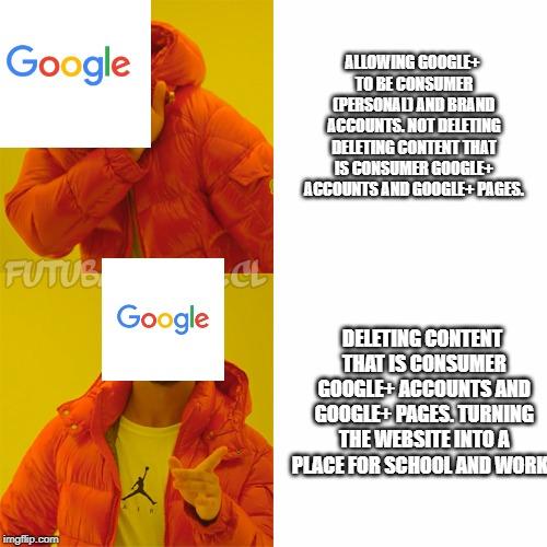 Google Drake by Jonathan432