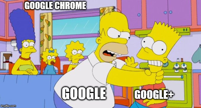 Google Simpsons by Jonathan432